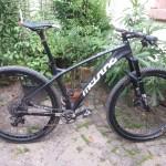 mein Racebike - noch mit Racesport Reifen